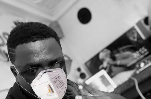 Article : Covid-19! Zoro box, artiste musicien et ingénieur de sons à Cotonou inquiet, raconte son quotidien