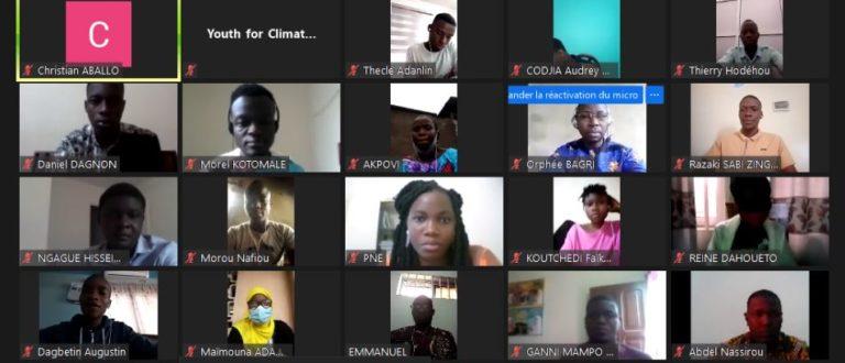 Article : Changement climatique : Les jeunes de l'Afrique de l'Ouest prêts pour la résilience