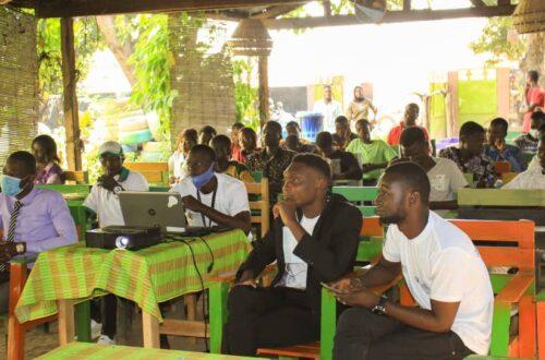 Article : Journée mondiale de l'épargne : à Parakou, le public est sensibilisé