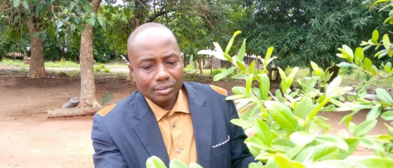 Article : Ernest Agbota, premier prix d'Africa 21 sur l'environnement